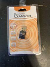 Wireless USB WiFi Adapter 600Mbps WiFi5