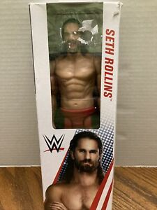 Seth Rollins WWE True Moves (12 Inch Figure) NIB Mattel NEW Wrestling Articlulat