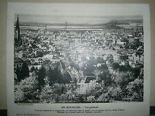 gravure France Mulhouse Alsace