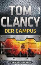 Der Campus / Jack Ryan Bd.17 von Tom Clancy (2015, Gebundene Ausgabe)