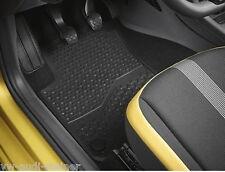 Fußmatten Auto Autoteppich passend für VW Up 2011-2018 Velours Set CACZA0102