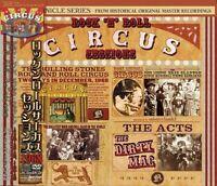 ROLLING STONES / ROCK N ROLL CIRCUS SESSIONS 3CD+DVD /JOHN LENNON ERIC CLAPTON