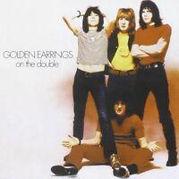 GOLDEN EARRING - ON THE DOUBLE  CD NEW+