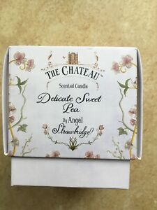 The Chateau Scented Candle by Angel Strawbridge