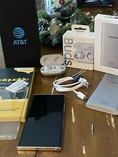 Samsung Galaxy Note10+ Unlocked - 256GB - Aura White PACKAGE DEAL LOT!!!!