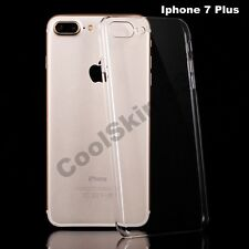 COQUE CASE ÉTUI HOUSSE PROTECTION TRANSPARENTE RIGIDE CRYSTAL pour IPHONE 7 plus