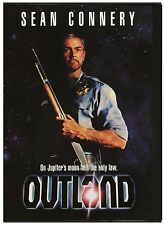 OUTLAND DVD - SINGLE DISC EDITION - NEW UNOPENED - SEAN CONNERY