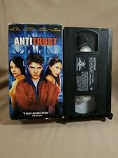 Antitrust (VHS, 2001) Ryan Phillipe Tim Robbins