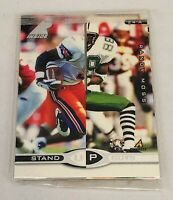 1998 Pinnacle Inside Stand Up Guys Promo RANDY MOSS Crowell Green Dyson Rookie