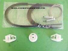 CITROEN XSARA PICASSO Window Regulator Repair Kit Front Left-Right 1999-2010
