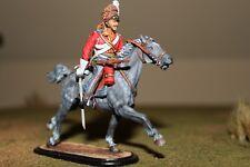 Niena, St. Petersburg, Russia, Napoleonic, 2nd Dragoon (Scots Grey) Officer