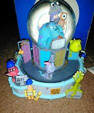 Monsters Inc Large Disney Snowglobe If I Didnt Have You Pixar Retired Vault
