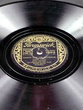 Brunswick 03248 Bing Crosby YOU AND I / LIGHTS OUT 'TIL REVEILLE 78 E-