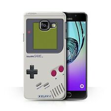 STUFF4 Case/Cover for Samsung Galaxy A3 (2016)/Games Console/Nintendo Game Boy