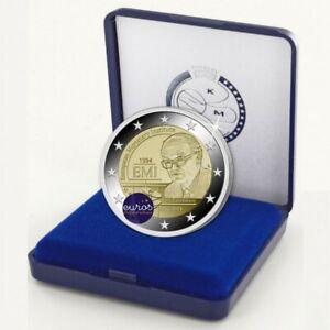 Pièce 2 euros BELGIQUE 2019 - Institut Monétaire Européen  Qualité Belle Epreuve