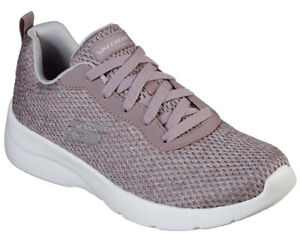 Skechers Women's Dynamight 2.0 Sports Training Shoes - Lavender/White   AJ683