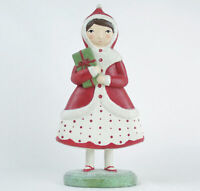 "ESC And Company JENENE MORTIMER 12"" HOLIDAY GIRL CHRISTMAS with PRESENT"