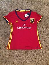 BRAND NEW- Adidas Real Salt Lake Soccer Jerseys (Women's)