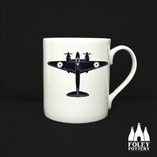 AP: Mosquito, aeroplane, RAF, Plane,  Fine Bone China: Mug By Foley Pottery