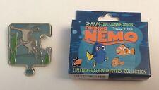 Finding Nemo Puzzle Mystery Pin LE 900 ANCHOR Hammerhead Shark Disney Pixar