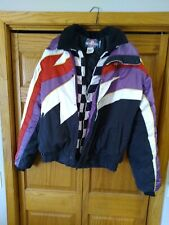 Vintage Polaris Indy Jacket Size Mens XL TALL USA NICE Snowmobile