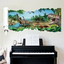 Dinosaur Wall Sticker Decal Art Decor Vinyl Window Door Mural Bedroom Cute Style