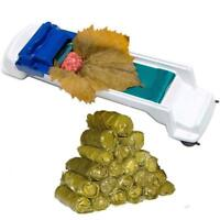 Stuffed Grape & Cabbage Leaf Rolling Tool - Magic Dolma Roller USA SELLER