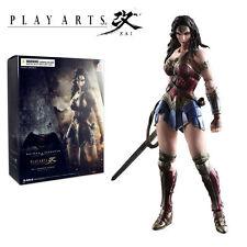 Play Arts Kai Batman v Superman Dämmerung der Gerechtigkeit Wonder Woman Figure