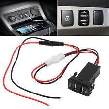 Universale Doppia Porta USB AUTO 3.1A ENERGIA adattatore per presa Caricatore