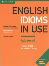 English Idioms in Use Advanced Book with Answers Vocabulary Ref... 9781316629734