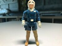 Han Solo Hoth Outfit Vintage Kenner Star Wars Action Figure NM!