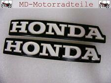 Honda CB 750 Four K3 - K6 Tankembleme Emblem Set left and right fuel tank