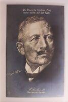 AK Deutschland Wilhelm II. - Deutscher Kaiser Künstlerkarte ungebraucht #PE583