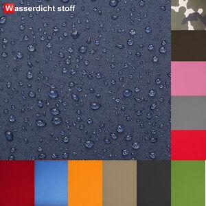 Polyester Stoff OUTDOOR wasserdicht OXFORD 600D Polsterstoff 150cm Bezugsstoff