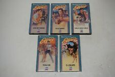 Lot of 5 - The Elvis Presley Collection -  VHS Tapes