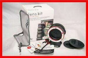 Peak design Sony E/FE Capture lens Lens kit adapter