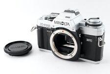 RARE NEAR MINT Minolta X-700 Silver Color SLR Film Camera from JAPAN