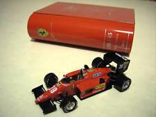 F1 FERRARI 156 1985 #28 R ARNOUX BRAZIL 1/43 IXO livre SF24/85 voiture miniature
