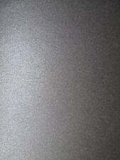 10 x A4 2-Sided Black Pearlescent Shimmer Paper 125gsm