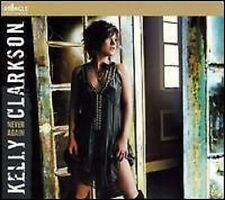 KELLY CLARKSON Never Again MIX & VIDEO RINGLE CD Single SEALED LIMITED Edition