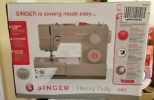 Singer Sewing Machine 4452 Heavy Duty with 32 Built-in Stitches *Fast Shipping*