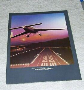 GYROFLUG SC 01 SPEED CANARD AIRCRAFT BROCHURE 1983 In German