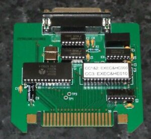 New RS232C Serial Interface for Radio Shack Tandy TRS-80 Color Computer 1 2 3