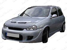 BRA OPEL CORSA B sguardo birichino senza foro pietrisco Protezione Tuning Car Bra