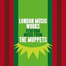 OST-ORIGINAL SOUNDTRACK TV - MUSIC FROM THE MUPPETS  CD NEUF