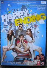 HAPPY ENDING,HINDI BOLLYWOOD MOVIE DVD,ENGLISH SUBTITLES,SAIF ALI KHAN