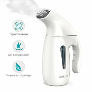 Clothes Steamer, White,7-1 Classic Family Use Garment Steamer Portable Handheld
