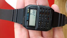 Casio VINTAGE(1988) CA-53W MODULE 437 WATCH RARE PERFECT WORKING GOOD CONDITION