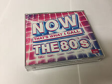 NOW That's What I Call The 80s 3 CD SET [EXCELLENT]