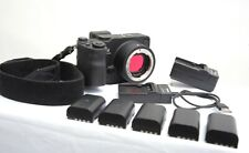 SIGMA sd Quattro Mirrorless Digital Camera (Body Only) 5 BATTERIES + 2 Chargers